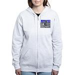 Too Modded Women's Zip Hoodie