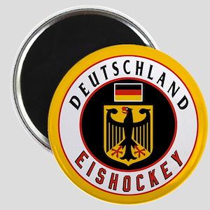 Germany Hockey(Deutschland) Magnet