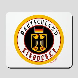 Germany Hockey(Deutschland) Mousepad