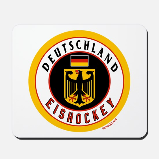 Germany Hockey(Deutschland) Mousepad