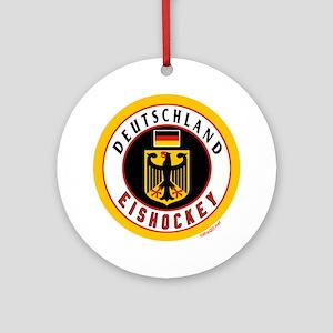 Germany Hockey(Deutschland) Ornament (Round)