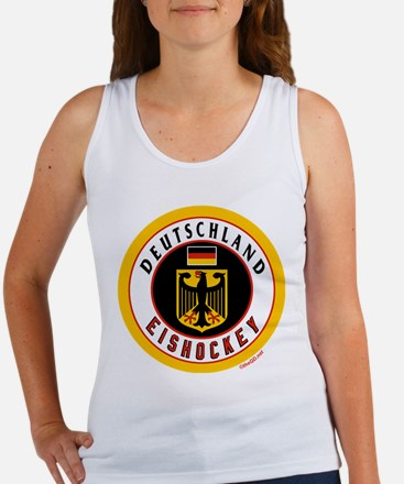 Germany Hockey(Deutschland) Women's Tank Top