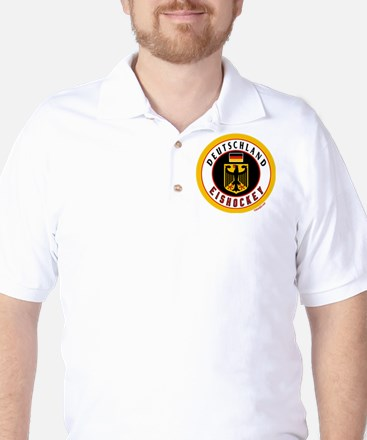 Germany Hockey(Deutschland) Golf Shirt
