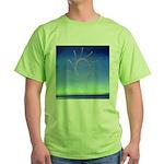 DEC.3RD DAY#337. ELEGANCE ? Green T-Shirt