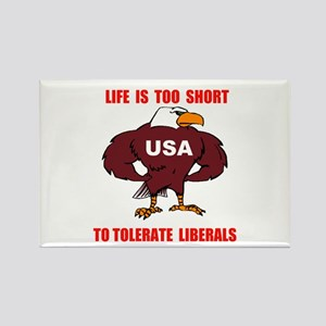 LIBERALS HATE YOU Rectangle Magnet (10 pack)