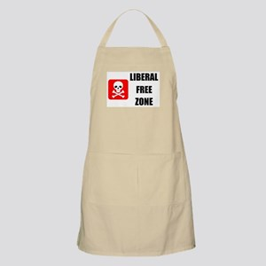 LIBERALS HATE YOU Apron