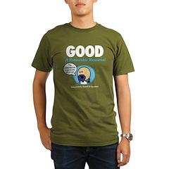 GOOD Organic Men's T-Shirt (dark)