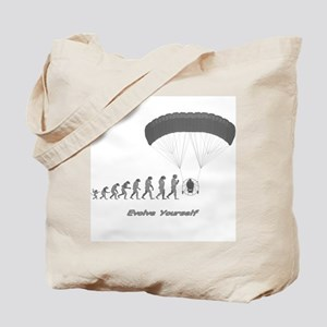 """Powerchute Evolution"" Tote Bag"