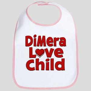 DiMera Love Child Bib