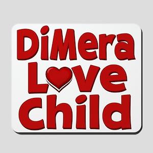 DiMera Love Child Mousepad