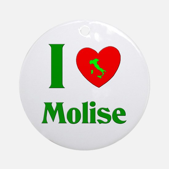 Molise Ornament (Round)