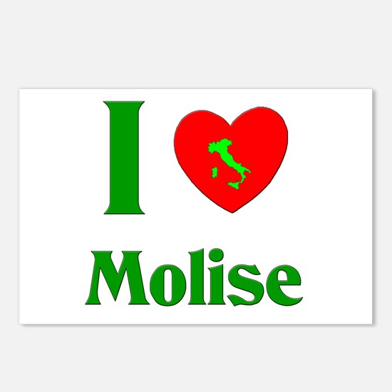 Molise Postcards (Package of 8)
