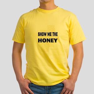 Honey Show Yellow T-Shirt