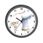 All you need... Wall Clock