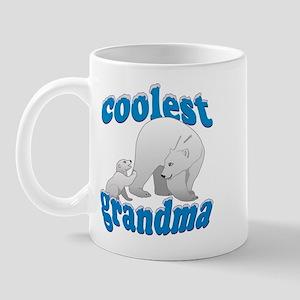 Coolest Grandma Mug