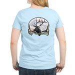 bp-Outdoors Buck Logo Women's Light T-Shirt
