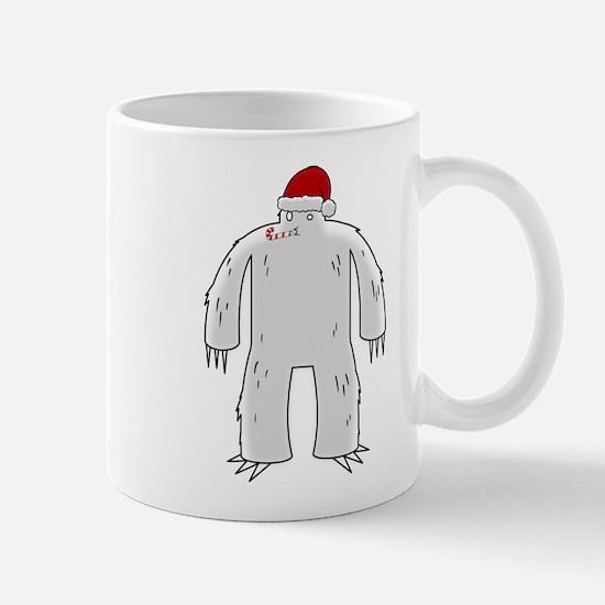 Sasquatchmas Mug