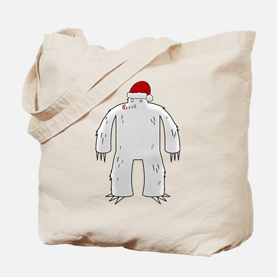 Sasquatchmas Tote Bag