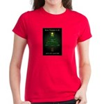 Appalachian Trail Christmas Women's Dark T-Shirt