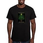 Appalachian Trail Christmas Men's Fitted T-Shirt (