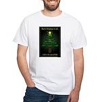 Appalachian Trail Christmas White T-Shirt