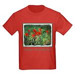 Indian Paintbrush Kids Dark T-Shirt