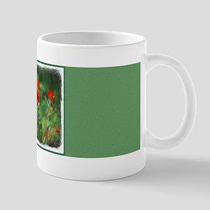 Indian Paintbrush 11 oz Ceramic Mug