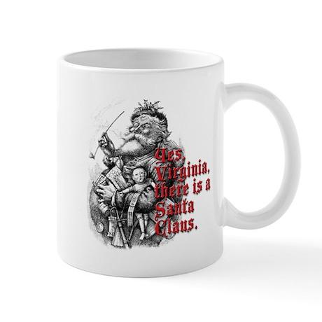 Yes Virginia Mug