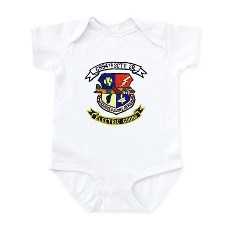 6994TH SECURITY SQUADRON Infant Bodysuit