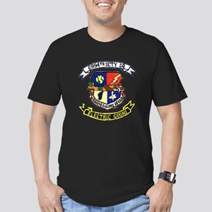 6994TH SECURITY SQUADR Men's Fitted T-Shirt (dark)