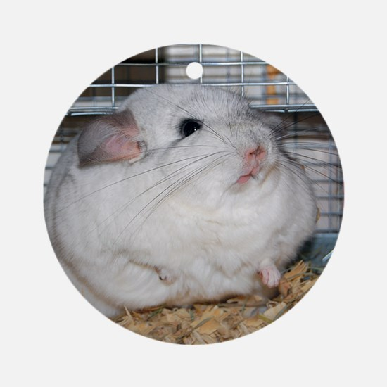 Marshmallow Ornament (Round)