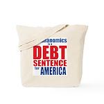 Obamanomics Tote Bag
