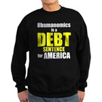 Obamanomics Sweatshirt (dark)