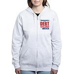 Obamanomics Women's Zip Hoodie
