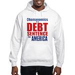 Obamanomics Hooded Sweatshirt