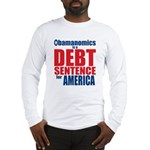 Obamanomics Long Sleeve T-Shirt