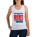 Obamanomics Women's Tank Top