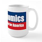 Obamanomics Large Mug
