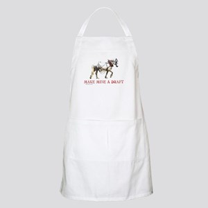 Make Mine A Draft Apron