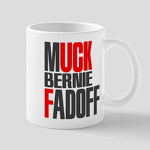 Muck Bernie Fadoff Mug