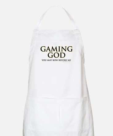 Gaming God Apron