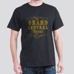 The Grand Central Hotel Dark T-Shirt