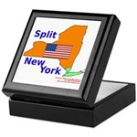 Split New York Keepsake Box