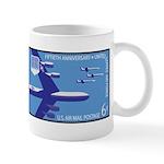 Air Force Stamp Line Art Mug