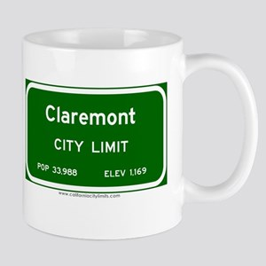 Claremont Mug