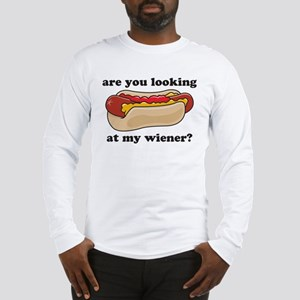 My Wiener Long Sleeve T-Shirt