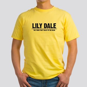 LILY DALE Yellow T-Shirt