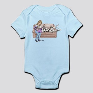 CH Lap Couch Infant Bodysuit