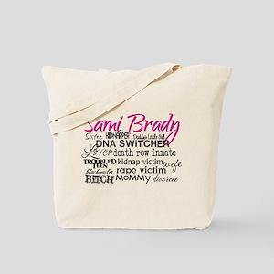 Sami Brady - Many Descriptions Tote Bag