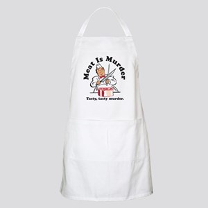 Meat Is Murder Apron